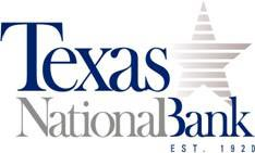 Texas National Bank Logo