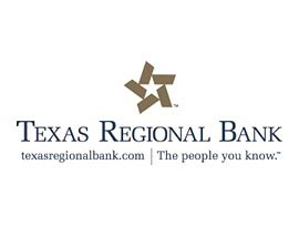 Texas Regional Bank Logo