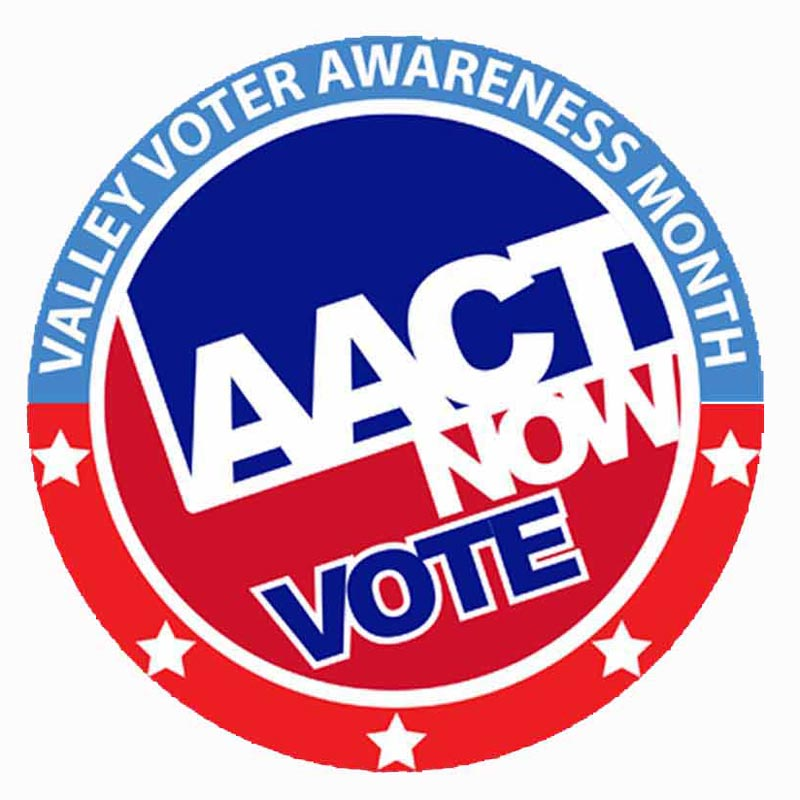 Valley Voter Awareness Month