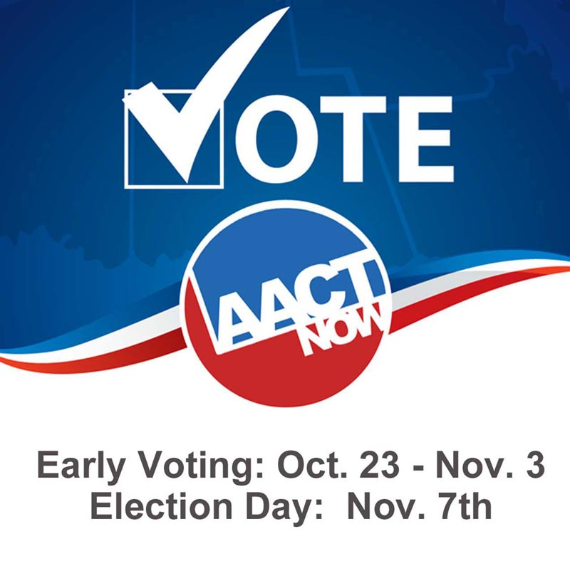 Early Voting and Election Dates